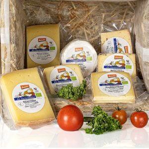 Inhalt Käsepaket