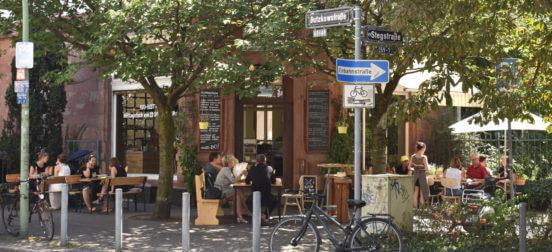Unser Bio-Bistro mit Café in Sachsenhausen