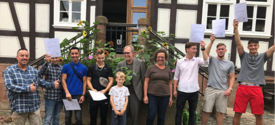 Jugendhilfe in Leimbach